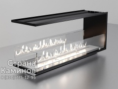 Биокамин Torc 100 Glass